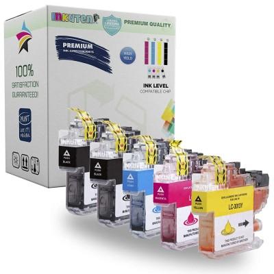 www.inkuten.com-Inkcartridgespot-LC3013-5PK-32