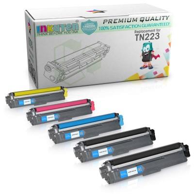 www.inkuten.com-Inkcartridgespot-BrotherTN223/TN227-multipack-5pack-31