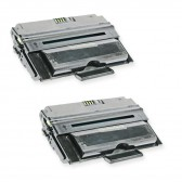 2 Compatible Dell 310-7945 (PF658) Laser Toner Cartridges (1815dn) - 12000 Page Yield
