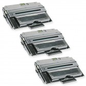 3 Compatible Dell 310-7945 (PF658) Laser Toner Cartridges (1815dn) - 18000 Page Yield