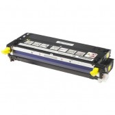 Compatible Toner to replace Dell 3110cn / 3115cn High Yield Yellow Toner Cartridge - 8,000 Page Yield