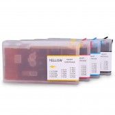 4 Easy-to-refill Epson 786XL T786 Refillable Ink Cartridge (Pre-filled) for WorkForce Pro WF-4630 WF-4640 WP-5110 WP-5190 WP-5620 WP-5690