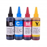 4x100ml Premium ink for HP 564 564XL CIS/CISS and refillable cartridges