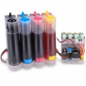 [Continuous Ink Supply System] for Epson T252 Workforce WF-3620 WF-3640 WF-7610 WF-7620 WF-7110 CISS CIS