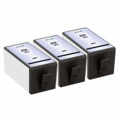 Replacement For HP 934XL C2P23AN (3-Pack) High Yield Black Inkjet Cartridge