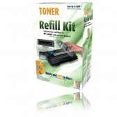 Laser Toner Refill for HP 85A / CE285A cartridge with Chip - Toner Refill Kit