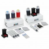 Refill Kit Combo Pack for HP 63 63XL Black and HP 63 63XL Color Inkjet Cartridges