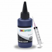 Black Refill Dye Ink Bottle - 3.38 fl oz, 100ml for Epson 288 288XL T288XL CISS, Refillable Ink Cartridges