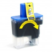 Brother Compatible LC41C Cyan Ink cartridge. - 400 Page Yield