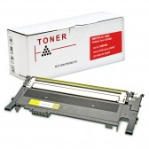 Compatible Alternative to Samsung CLT-Y406S Yellow Laser Toner Cartridge (1K Page Yield)