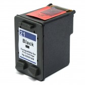 Hewlett Packard C9351AN / C9351A (HP 21 Black) Compatible Ink Cartridge - 150 Page Yield