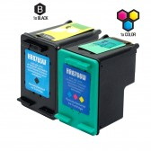 Compatible HP C8765WN (HP 94) and C8766WN (HP 95) Set of 2 Ink Cartridges: Includes 1 Black and 1 Color Cartridge