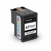 Replacement Ink Cartridge for HP 63 (F6U62AN) Black