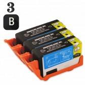 3 PACK HP CD975AN (HP 920XL High Yield Black) Ink Cartridge