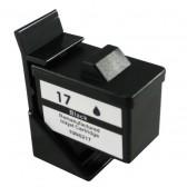 Lexmark Compatible 10N0017 (#17) Black Ink Cartridge - 410 Page Yield