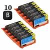 10 PACK HP CD975AN (HP 920XL High Yield Black) Ink Cartridge